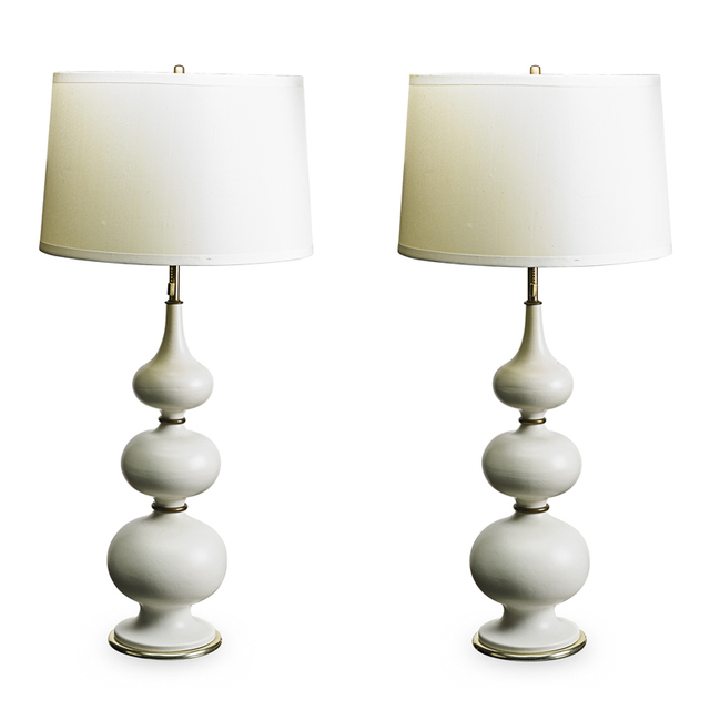 Gerald Thurston, 'Pair Of Table Lamps, USA', 1960s, Rago/Wright
