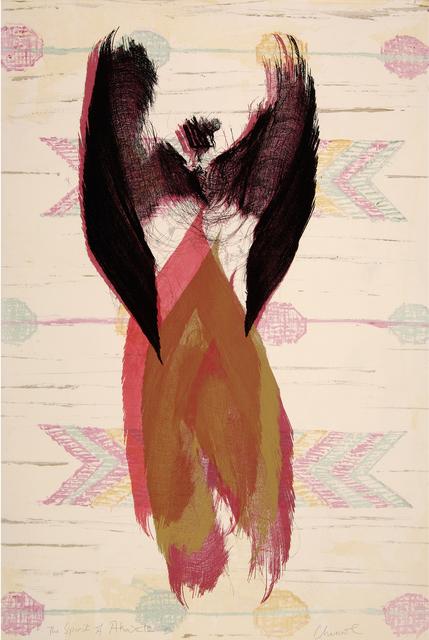 Chinwe Chukwuogo-Roy MBE, 'The Spirit of Akwete II', 2005, Abe+Okuta