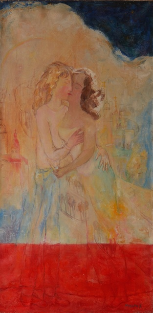 , 'Lovers,' 1982, Aspan Gallery