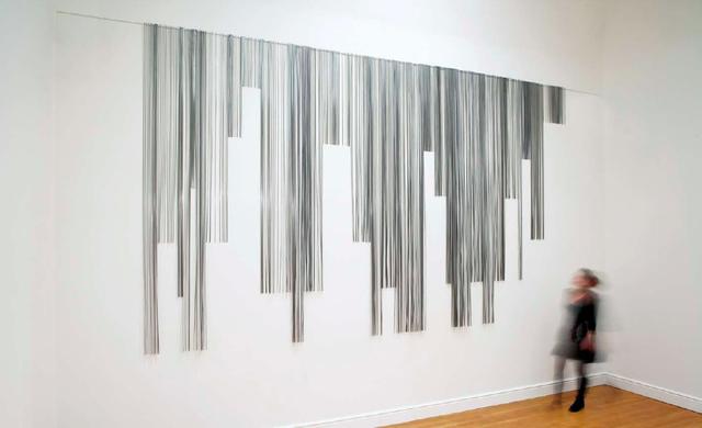, 'Le Rideau,' 2008, Alberta Pane