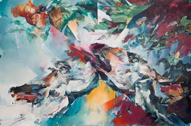 , 'Encounter,' 2015, Gallery Elena Shchukina
