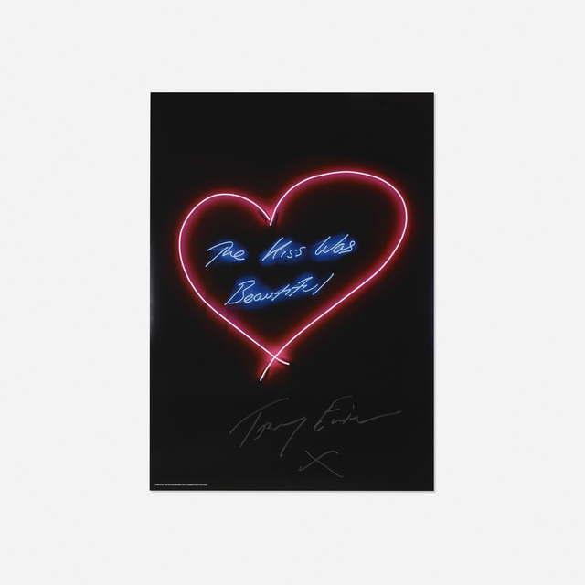 Tracey Emin, 'The Kiss Was Beautiful', 2016, Wright