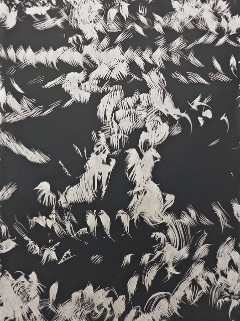 , 'Painting of birds (FP011),' 2014, Matthew Liu Fine Arts