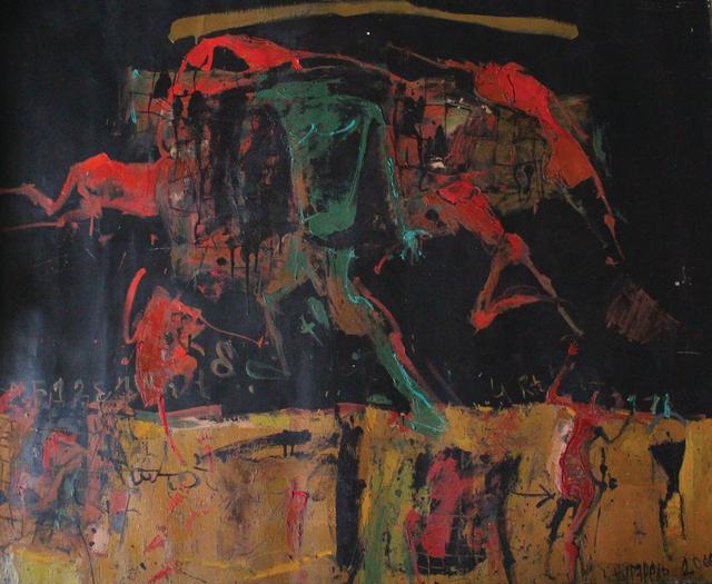 , 'To the future,' 2000, Norman Fine Arts