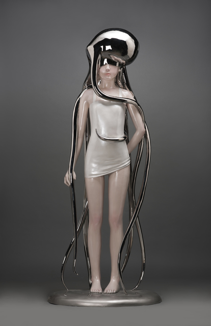 , 'Shy 含羞 ,' 2014, Line Gallery