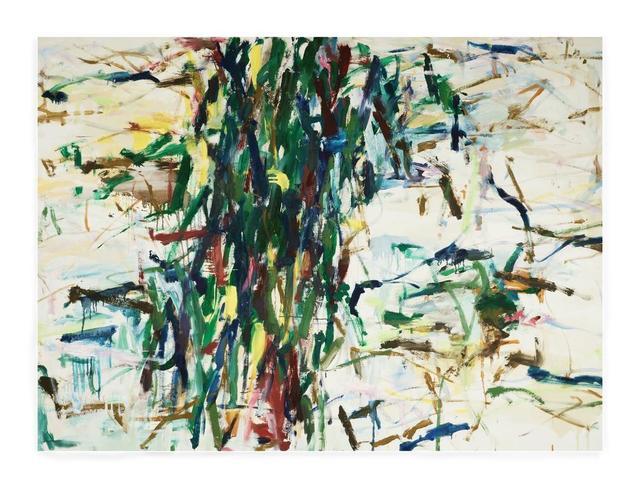 , 'The Ladder,' 2015, Leslie Feely
