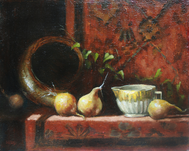 , 'By The Morning Light,' 2019, The Galleries at Salmagundi