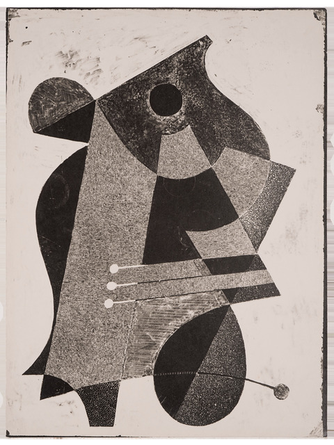 , 'Heliographic composition XLII,' ca. 1932, Olszewski Gallery