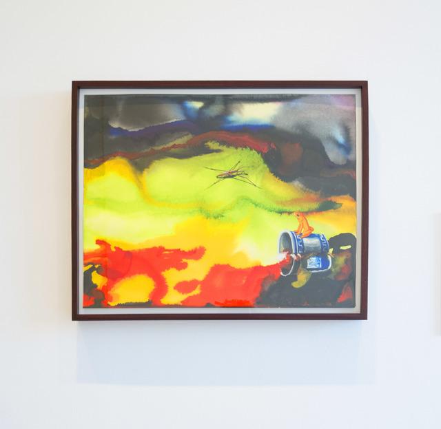 , 'Effluent,' 2012, Sperone Westwater