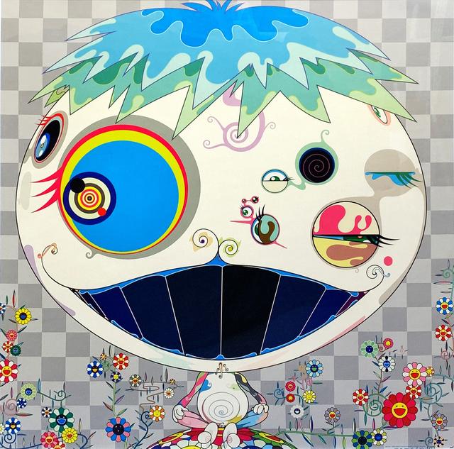 Takashi Murakami, 'Jelly fish', 2003, Shukado Gallery