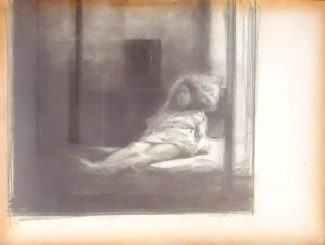 , 'Woman in a Darkened Bedroom,' 1977, Cerulean Arts