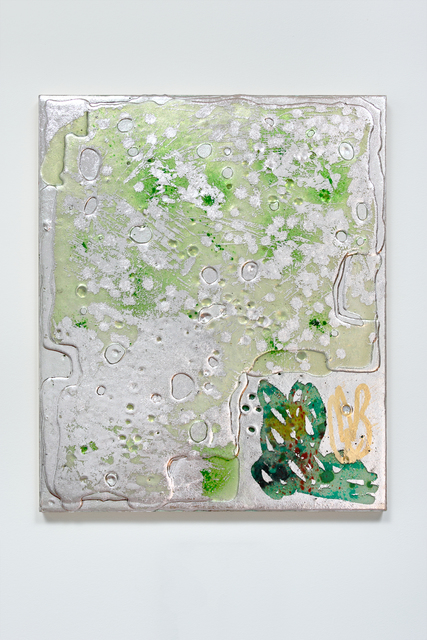 , 'Bouquet of Lilies Clock,' 2014, Santa Monica Museum of Art