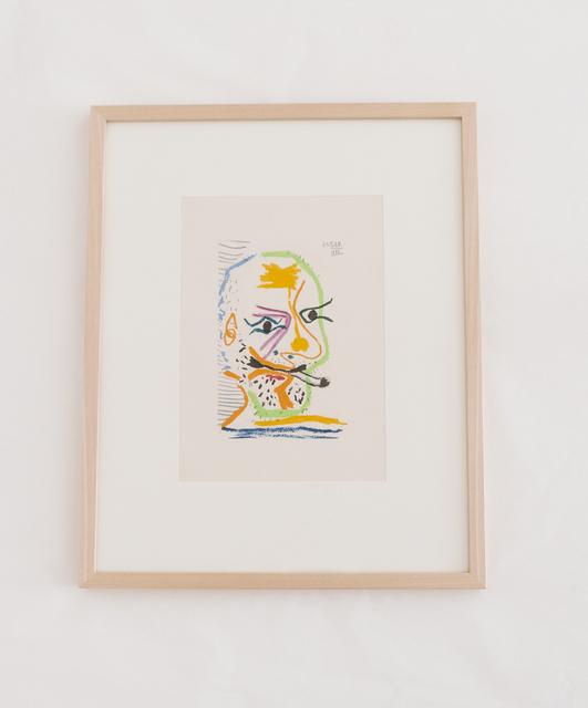 Pablo Picasso, 'Le goût du bonheur', 1970, BASTIAN