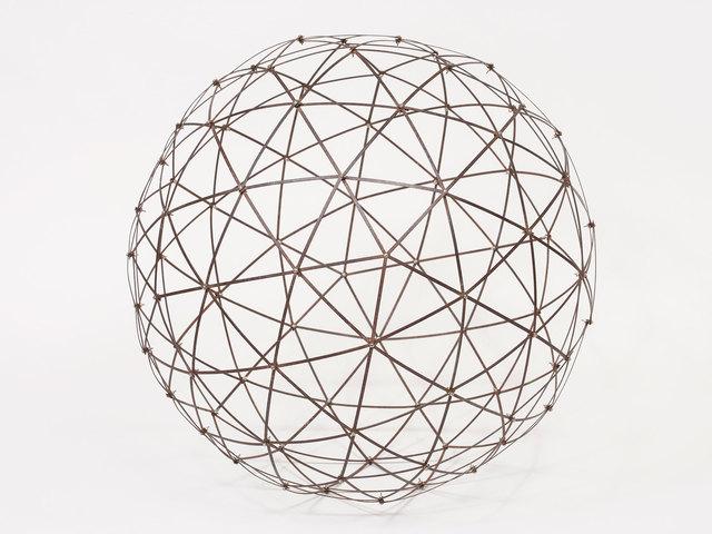 , 'Sphere (Street Sweeper Bristles),' 2016, Patrick Parrish Gallery