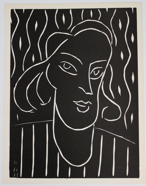 Henri Matisse, 'Teeny', 1970, EHC Fine Art