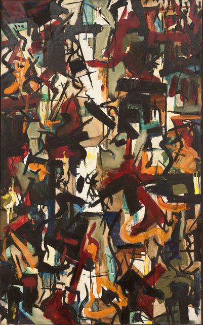 , 'Flashback,' 1949-1950, Hollis Taggart Galleries