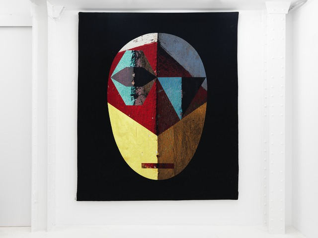 , 'Mask,' 2015, Galeria Nara Roesler