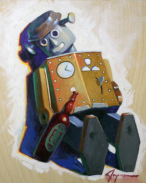 , 'Relaxor,' , Corey Helford Gallery