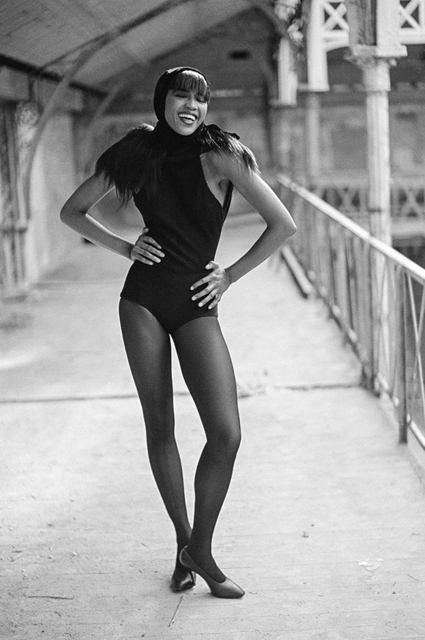 , 'Naomi Campbell, Paris,' 1988, Fahey/Klein Gallery