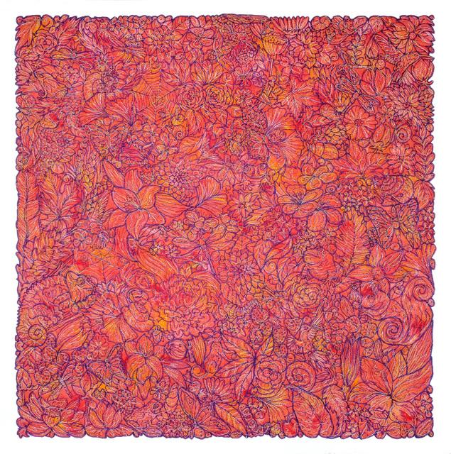 Rachelle Gardner-Roe, 'Mind's Window No3 (Sunset)', 2018, Cerbera Gallery