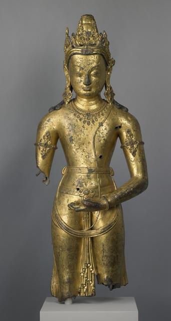 , 'Bodhisattva,' 12th century, Rubin Museum of Art