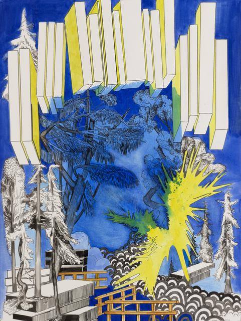 , 'Spritzer,' 2011, Galerie Kleindienst