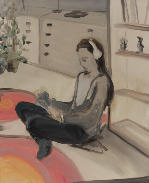 , 'The New Bedroom,' 2017, Galerie Thomas Fuchs