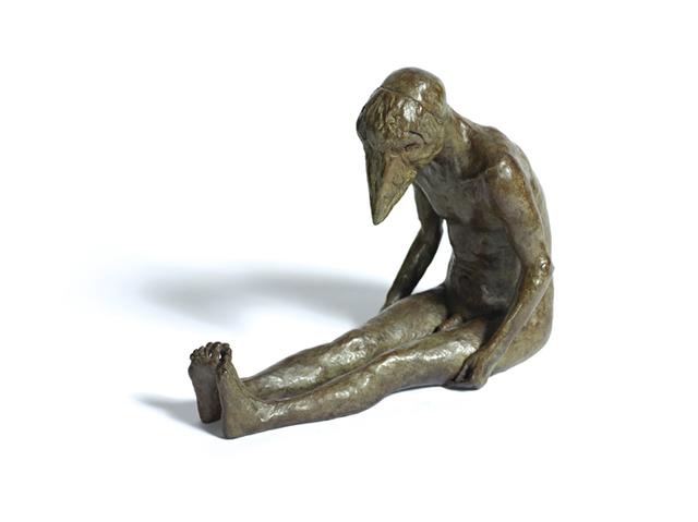 , 'Crowmask II ,' , Hugo Galerie