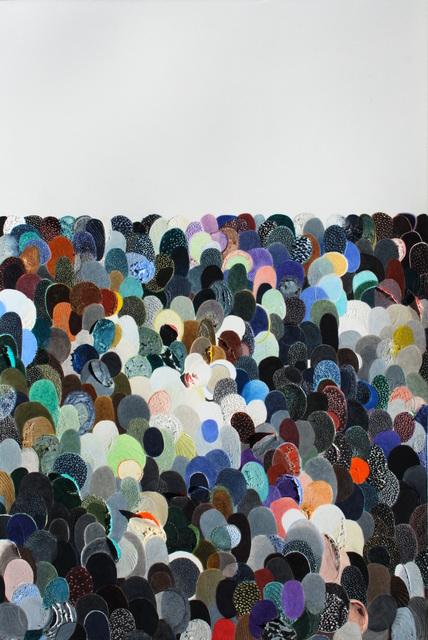 , 'Multitudes 5,' 2017, Henrique Faria | Buenos Aires