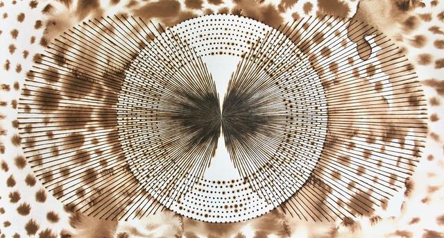 Katrine Hildebrandt-Hussey, 'Radial Expand', 2017, Uprise Art
