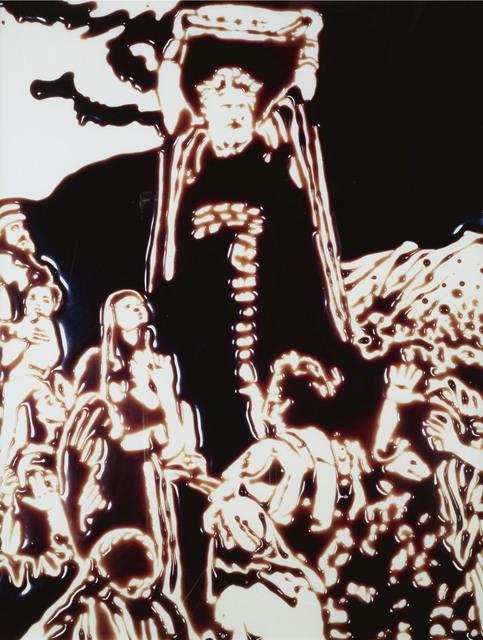 , 'Moses (Charlton Heston),' 1999, Edwynn Houk Gallery