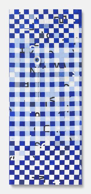 , 'Same Word for Lame Eye,' 2015, Tanya Leighton