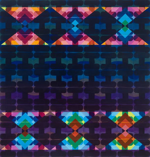 Nate Ethier, 'Cracks', 2017, LMAKgallery