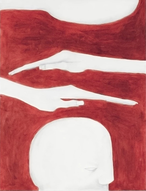 , 'Away,' 2017, Lois Lambert Gallery