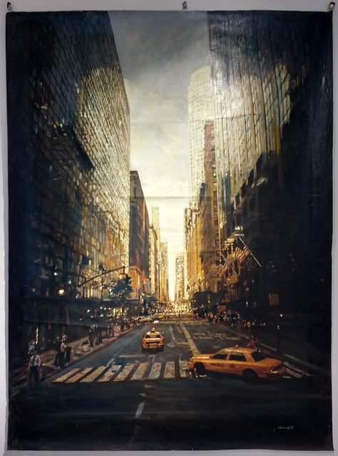 , 'New York Rush Hour,' , Inn Gallery