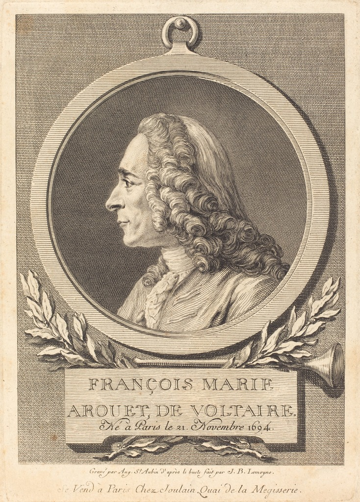an argument in favor of the french philosopher arouet de voltaires statement on freedom of expressio Philosopher who influenced the founding fathers and the constitution the founding fathers were heavily influenced by french philosopher charles secondat, baron de montesquieu when drafting the constitution, most notably in connection with the separation of powers.
