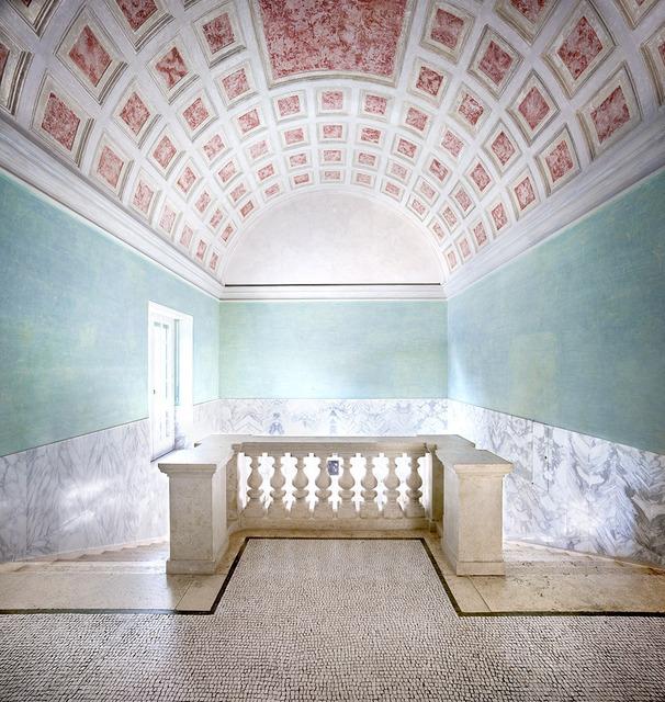 , 'Villa Massimo Roma I,' 2012, Patrick De Brock Gallery