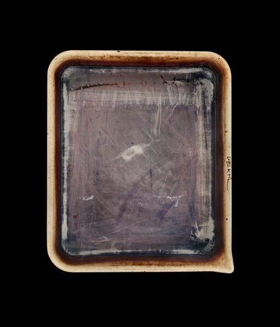 , 'Emmet Gowin's Developer Tray,' 2010, Elizabeth Houston Gallery