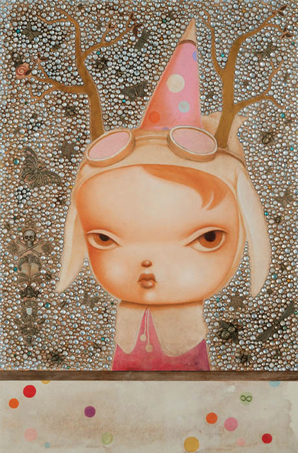 , 'Calliope Encrusted: Pestilence,' 2014, AFA Gallery
