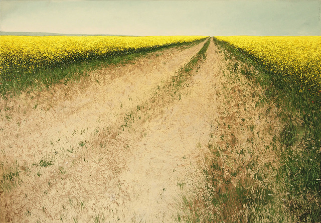 , 'Chemin au Colza,' , Urbane Art Gallery