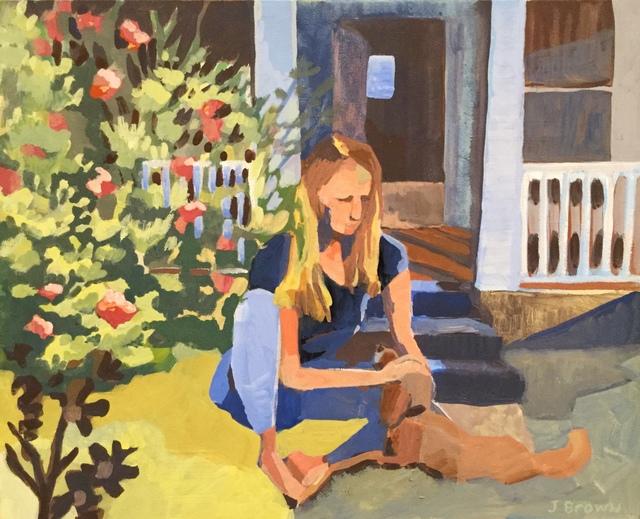 , 'Open Door,' 2018, Matt Brown Fine Art