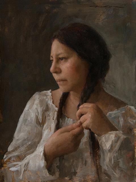 , 'Contemplation,' 2018, Maxwell Alexander Gallery