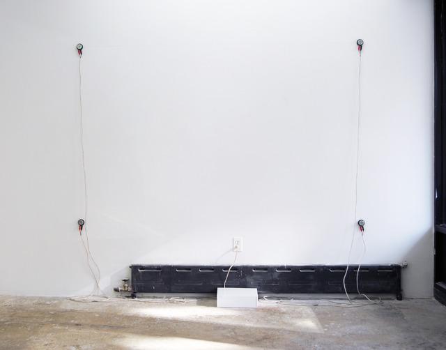 , 'META,' 2013, Cindy Rucker Gallery