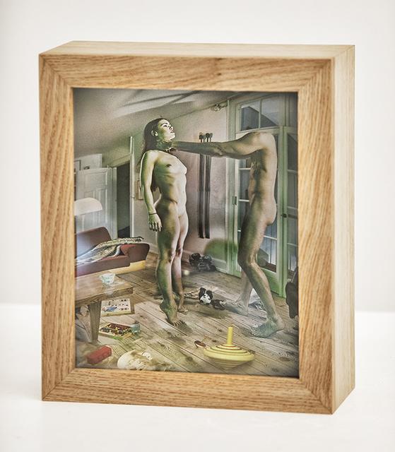, 'Symmetric Arguments,' 2018, Hans Alf Gallery