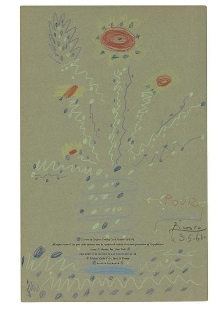 , 'Fleurs, 3 May 1961,' 1961, Opera Gallery
