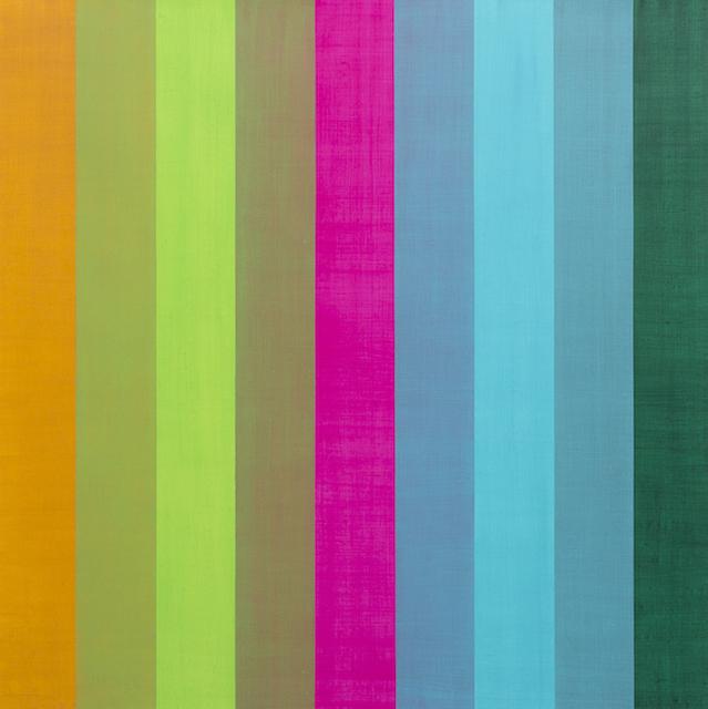 , 'Ludus Tonalis A,' 2019, Dot Fiftyone Gallery