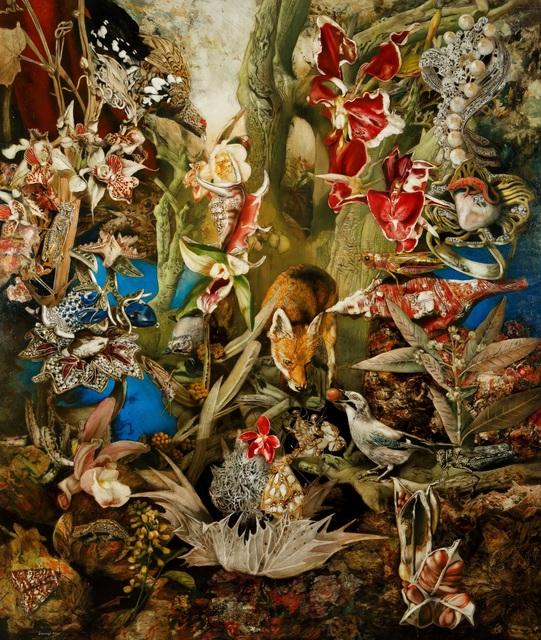 , 'Parallel Forest,' 2016, Villa del Arte Galleries