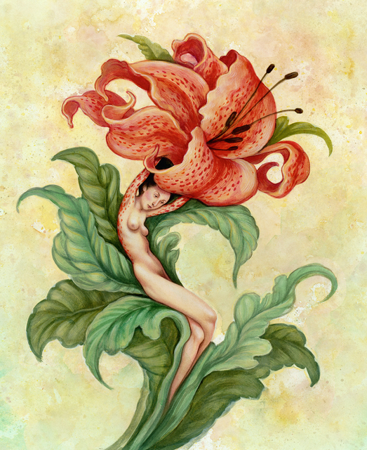 , 'Lily,' , Ro2 Art