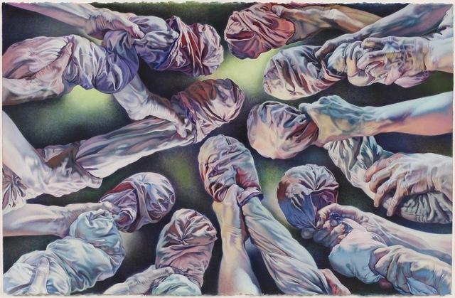 , 'Simulation Masturbation,' 2010, Albert Merola Gallery