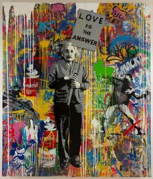Einstein (Love is the Answer)